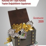 YEPYENİ BİR BAŞLANGIÇ İÇİN VARLIK BARIŞI - A NEW BEGINNING FOR THE RECOVERY OF CERTAIN ASSETS TO THE NATIONAL ECONOMY