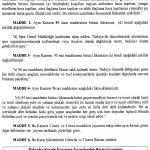 (2011/2595) 4458 SAYILI GÜMRÜK KANUNUNUN BAZI MADDELERİNİN UYGULANMASI HAKKINDA KARARDA DEĞİŞİKLİK YAPILMASINA DAİR KARAR